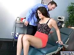 Sexy Patient (nathalie monroe) In Hot Sex Adventure With Doctor mov-20