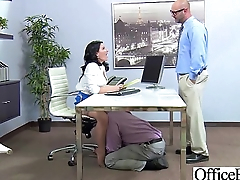 Horny Widely applicable (casey cumz) With Broad in the beam Juggs Hard Banged In Office mov-11