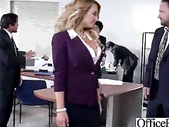 Horny Girl (corinna blake) With Big Juggs Hard Banged In Office mov-13