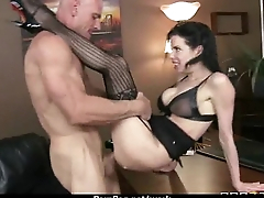 Office slut gets a good fuck to release stress 1