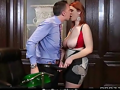 Office slut gets a good fuck to release stress 3