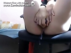 Soaking pussy and clit- redhotsexycams.com