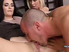 Watch sexy milfs dominate any situation