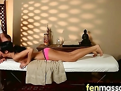 Teen massage gives stud happy ending 17