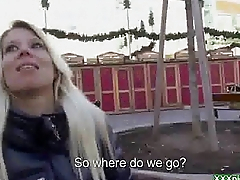 Public Pickups presents Czech Sexy Amateur Getting Banged For Cash 01