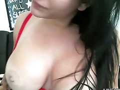Dirty talking hot slut Hollie with big boobs ass fucking