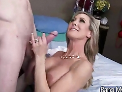 Horny Sluty Patient (brandi love) Enjoy Intercourse Speculation With Doctor video-06