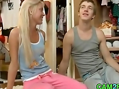 Blonde Teen Anal Free Facial Porn Video