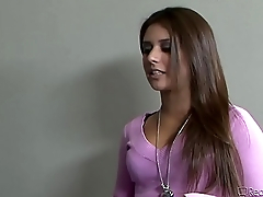 Jynx Maze Rough Banged At Work