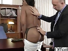 Sex Tape With Slut Busty Office Girl (codi bryant) video-15