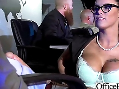 Sex Tape With Slut Busty Office Girl (peta jensen) video-22