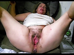 Happy Matures Showing Holes Slideshow