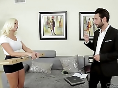 Britney Amber Gets Horny For Sexual connection