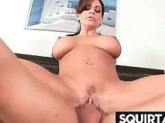 Long Fuck a Girl and she cum Intensly - Orgasms 10