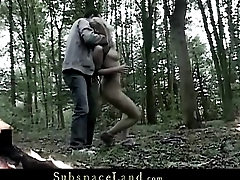 Bdsm Forest Hunting