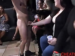 Gigolo With BigDick Gets Bachelorette Party