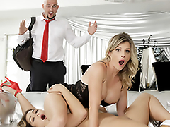 Dirty Little Step Jocular mater - Naked MILFs Cory Chase In the porn scene