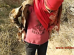 Outdoor teen girlfriend fucking Big cock indian Desi girl Rani Singh