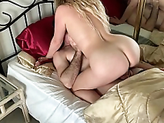 Stepmom has sex with stepson close by get him ready for school - Erin Electra