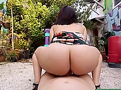 Public Pick Undulations - Sexy Latina Loves Cash starring Levi Cash and Kitty Caprice