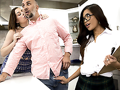 Fundraiser Fuck Featuring Vina Sky - Brazzers HD
