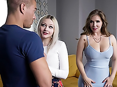 Make the beast with two backs My Trample depart Friend - Lena Paul hard porn