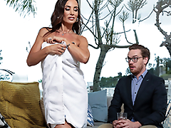 Seduction Be worthwhile for Sport Starring Lisa Ann - Brazzers HD
