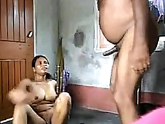 Indian Desi Girl Friend not far from Open Feilds khet Village Outdoor Sex Sex In Jungal