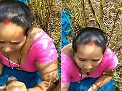 Today Exclusive- Sexy Look Telugu Randi Bhabhi Blowjob