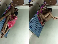 Today Exclusive-Famous Telugu Couple Romance and Going to bed Part 3
