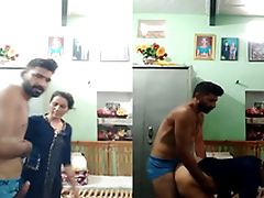 Exclusive- Desi Indian Bhabhi Fucked Everywhere Doggy Style