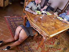Venus Afrodita can do XXX things even when the husband is a few feet away
