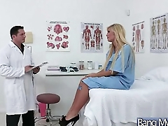Hardcore Sex Treat From Doctor Get Sexy Hot Patient (tasha reign) movie-29