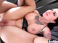 Hardcore Anal Sex Scene With Big Butt Oiled Girl (dollie darko) movie-13