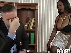 Sex Tape With Hot Busty Slut Office Girl (codi bryant) movie-08
