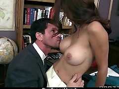 Submissive office busty adscititious to be sure fucks her boss 2