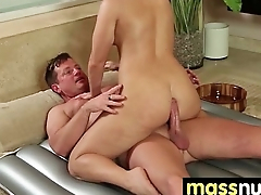 slippery massage with happy end 29