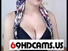 69HDCAMS.US Bosomy and Sassy Turkish Free Arab Porn Video 4c