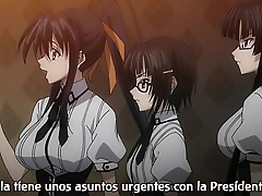 High Instructor DxD New 02