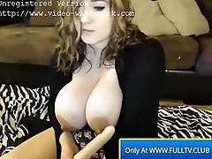 www.fulltv.club Huge Tits Live Webcam Show