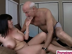 Loving Huge Cock Slut Pornstar (dahlia sky) Enjoy It On Cam vid-10