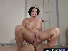 Wild Slut Milf (shay fox) Ride Huge Cock Like A Star vid-27