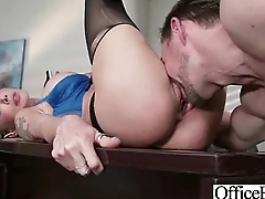Hard Scene With Busty Slut Office Girl (devon) vid-14