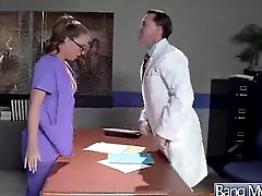Sexy Patient (maddy oreilly) Get Seduced And Banged Wits Doctor vid-16