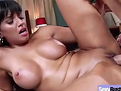 Housewife (mercedes carrera) Alongside Big Juggs In Hardcore Scene vid-20